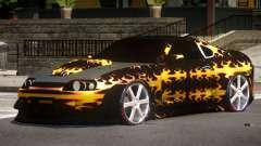 Toyota Supra ST Tuning PJ3 para GTA 4