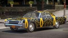 1961 Lincoln Continental PJ1 para GTA 4