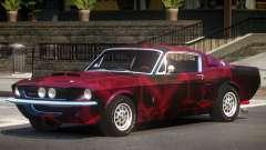 1967 Shelby GT500 V1.0 PJ3 para GTA 4
