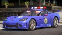 Chevrolet Corvette Police V1.2