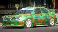 Subaru Impreza WRX GTI PJ4 para GTA 4