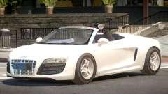 Audi R8 Spyder V1.1