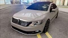 Volkswagen Passat CC Grey