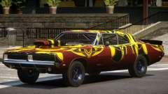 1969 Dodge Charger RT V1.0 PJ1 para GTA 4