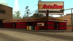 Mexicano De La Tienda Autozone para GTA San Andreas