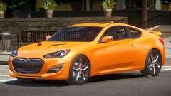 Hyundai Genesis GT
