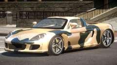 Porsche Carrera GT Sport PJ3 para GTA 4