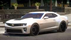 Chevrolet Camaro ZL1 ST para GTA 4