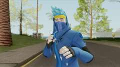 Ninja V1 (Fortnite) para GTA San Andreas