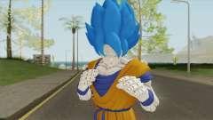 Goku (Super Sayains Bleu Evolution) para GTA San Andreas