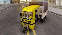 Ayco Cargo 200 para GTA San Andreas