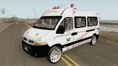 Renault Master (Transoriente) para GTA San Andreas