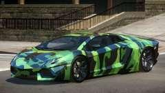 Lamborghini Aventador SS PJ3 para GTA 4