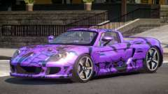 Porsche Carrera GT Sport PJ5 para GTA 4