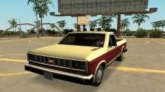 Insípidas, Bobcat con Insignias y Extras para GTA San Andreas