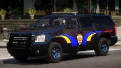 Chevrolet Suburban Police V1.1