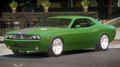 Dodge Challenger RTS para GTA 4