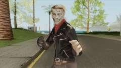 Negan (The Walking Dead) V2 para GTA San Andreas