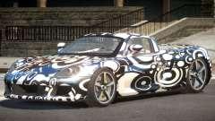 Porsche Carrera GT Sport PJ4 para GTA 4