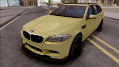 BMW M5 Wagon 2011