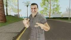 Tony Pink para GTA San Andreas