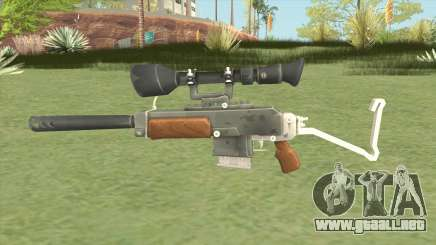Semi-Automatic Sniper (Fortnite) para GTA San Andreas