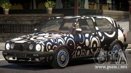 Volkswagen Golf GT V1.0 PJ4 para GTA 4