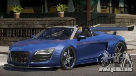 Audi R8 Roadster Tuning para GTA 4