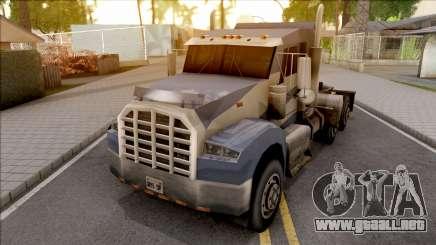 Paulton Semi Truck NFS MW para GTA San Andreas