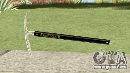 Ice Axe (Manhunt) para GTA San Andreas