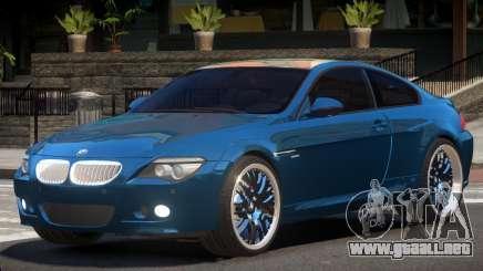 BMW M6 GT para GTA 4