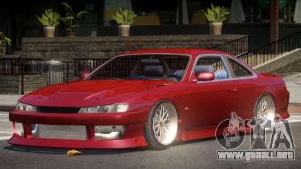 Nissan Silvia S14 Tuned para GTA 4