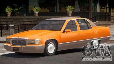 Cadillac Fleetwood V1.0 para GTA 4