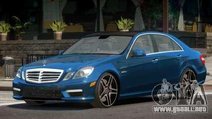 Mercedes Benz E63 Elite para GTA 4