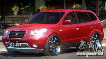 Hyundai Santa Fe RS para GTA 4