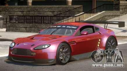 Aston Martin Vantage GT-R V1.0 para GTA 4