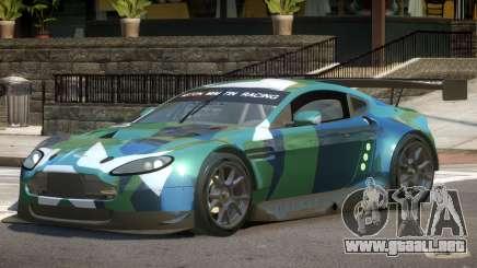 Aston Martin Vantage GT-R PJ2 para GTA 4