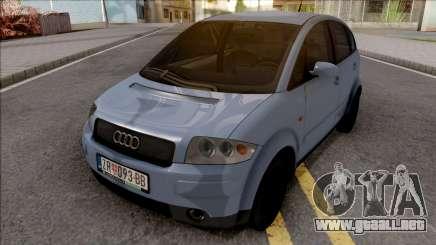 Audi A2 1.4 TDI 1999 para GTA San Andreas