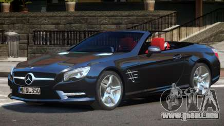 Mercedes-Benz SL 350 V1.0 para GTA 4