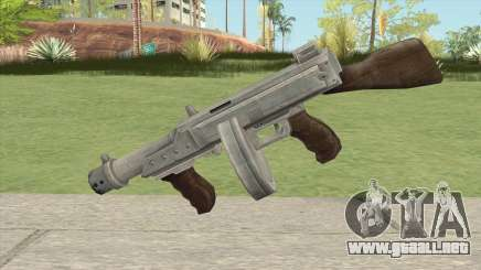 Big Submachine Gun para GTA San Andreas