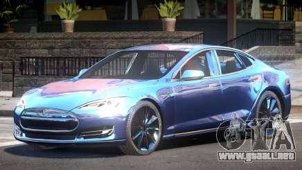 Tesla Model S V1.0 para GTA 4