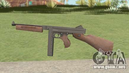 Thompson M1A1 (DOD-S) para GTA San Andreas