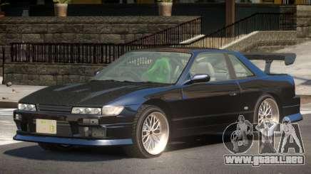 Nissan Silvia S13 Tuning para GTA 4