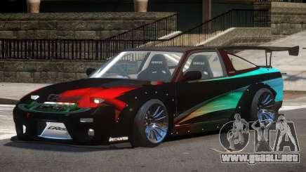 Nissan 380SX GT PJ5 para GTA 4