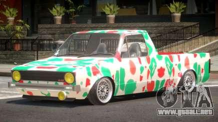 Volkswagen Caddy PJ5 para GTA 4
