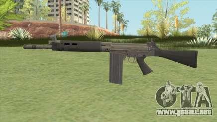 FN-FAL (CS-GO Customs 2) para GTA San Andreas