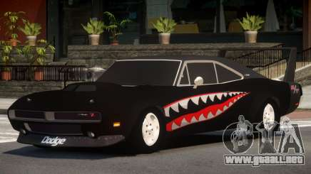 Dodge Charger RT Tuned para GTA 4