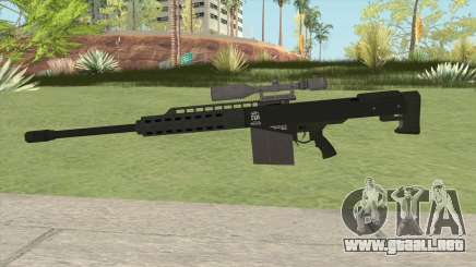 Vom Feuer Heavy Sniper GTA V para GTA San Andreas