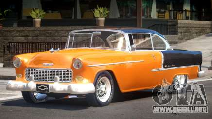 1955 Chevrolet BelAir V1.0 para GTA 4
