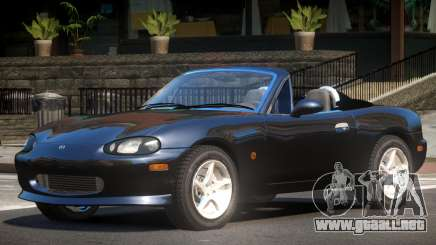 Mazda MX-5 Spider para GTA 4